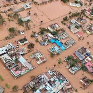 España envía ayuda de emergencia a Mozambique como respuesta a la crisis humanitaria provocada por el Ciclón Idai.